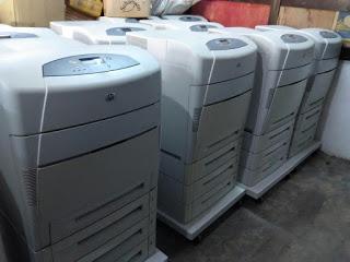 HP COLOUR CL J 5550 (A3) COPIER MACHINE